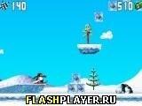 Игра Пингвин против Йети - играть бесплатно онлайн
