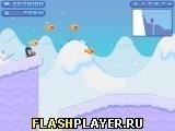 Игра Лавина – Приключения пингвина - играть бесплатно онлайн