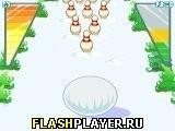 Игра Снежный боулинг - играть бесплатно онлайн