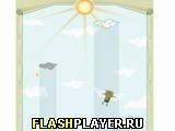 Игра Летящий человек - играть бесплатно онлайн