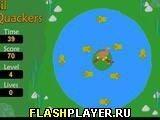 Игра Маленькие крякалки - играть бесплатно онлайн