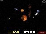 Игра Орбитальная траектория - играть бесплатно онлайн