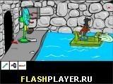Игра Крис Энджел и Пила - играть бесплатно онлайн