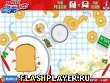 Игра Гонка во время завтрака - играть бесплатно онлайн