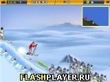 Игра Нитро лыжи - играть бесплатно онлайн