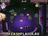 Игра Зомби-пинбол - играть бесплатно онлайн