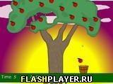 Игра Яблоки - играть бесплатно онлайн