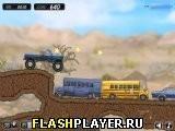 Игра Путешествие на монстр джипе 2 - играть бесплатно онлайн