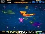 Игра Лазер пришельцев - играть бесплатно онлайн