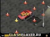 Игра Сумасшествие с конусами - играть бесплатно онлайн