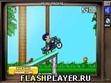 Игра 16 бит байк - играть бесплатно онлайн