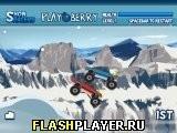Игра Снежные гонщики - играть бесплатно онлайн