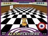 Игра Щенячий кёрлинг - играть бесплатно онлайн