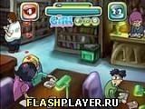 Игра Поцелуй библиотекаря - играть бесплатно онлайн