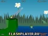 Игра Фрогги - играть бесплатно онлайн