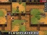 Игра Коммандос-защитник - играть бесплатно онлайн