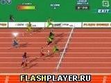 Игра Бег с препятствиями – Дорога на Олимпийские игры - играть бесплатно онлайн