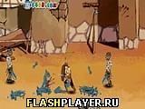 Игра Египетские воины - играть бесплатно онлайн