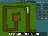 Игра Вторжение жуков - играть бесплатно онлайн