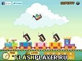 Игра Пазл-поезд - играть бесплатно онлайн