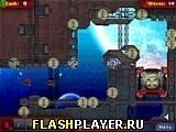 Игра Защита звёздной базы - играть бесплатно онлайн