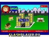 Игра Кибер город - играть бесплатно онлайн