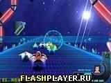 Игра Гонка будущего - играть бесплатно онлайн