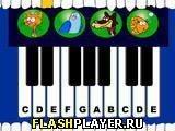 Игра Ди-джей клавиатуры - играть бесплатно онлайн