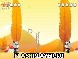 Игра Панда и яйца - играть бесплатно онлайн