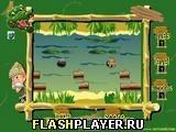 Игра Озеро крокодилов - играть бесплатно онлайн