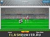 Игра Супер вратарь - играть бесплатно онлайн