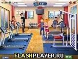 Игра Озорство в спортзале - играть бесплатно онлайн