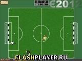 Игра Евро 2012 футбол (Блондинки против брюнеток) - играть бесплатно онлайн