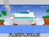 Игра Спасательные круги - играть бесплатно онлайн
