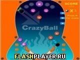 Игра Сумасшедший мяч: Флеш пинбол - играть бесплатно онлайн