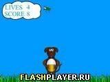 Игра Поймай пасхальные яйца - играть бесплатно онлайн