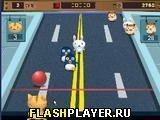 Игра Звериные вышибалы - играть бесплатно онлайн