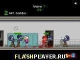 Игра Зомбибой - играть бесплатно онлайн