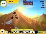 Игра Горная доска Стикмена - играть бесплатно онлайн