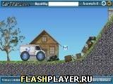 Игра Почтовый грузовик - играть бесплатно онлайн