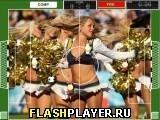 Игра ЕВРО 2012 Футбольная группа поддержки - играть бесплатно онлайн
