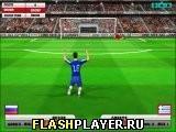 Игра Евро 2012: Свободные удары - играть бесплатно онлайн