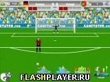 Игра Евро 2012 – Свободные удары - играть бесплатно онлайн