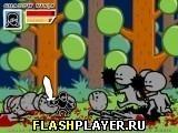 Игра Грубая тень – Ниндзя против варваров - играть бесплатно онлайн
