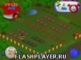 Игра Деревня гномов - играть бесплатно онлайн