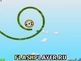 Игра Катящаяся черепаха - играть бесплатно онлайн