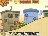 Игра Патрик – пиццерийщик - играть бесплатно онлайн