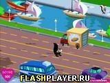 Игра Любовный забег Пипи Ле Пью - играть бесплатно онлайн