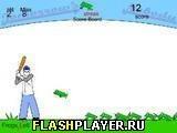 Игра Лягушачий бейсбол - играть бесплатно онлайн