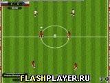 Игра Нападающий Евро 2012 - играть бесплатно онлайн